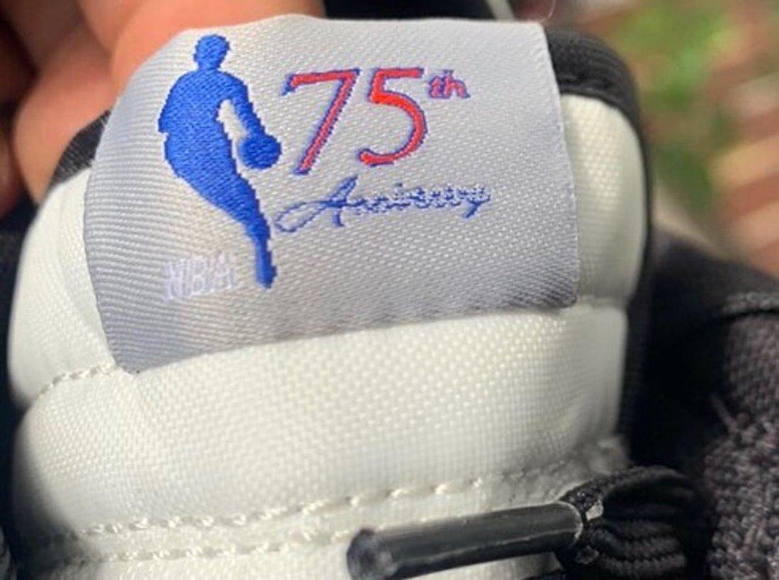 NBA x Nike Dunk Low EMB 75th Anniversary DD3363-002 Release Date Info