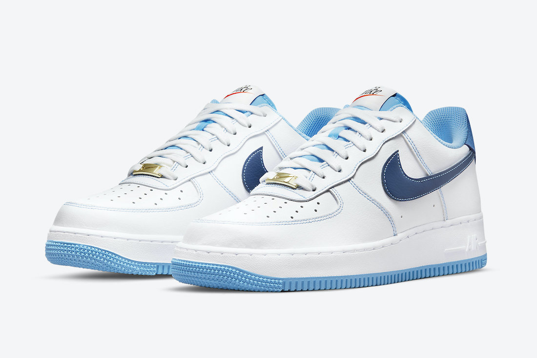 Nike Air Force 1 Low First Use DA8478-100 Release Date Info