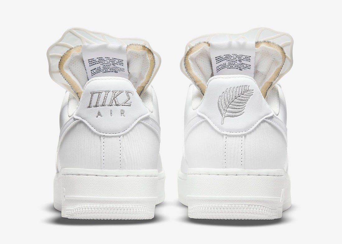 Nike Air Force 1 Low Goddess of Victory DM9461-100 Release Date Info