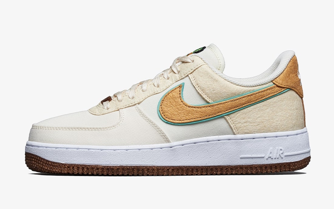 Nike Air Force 1 Low Happy Pineapple CZ1631-100 Release Date Info