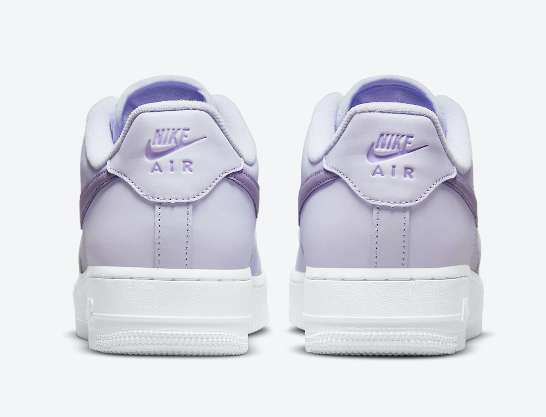 Nike Air Force 1 Low Lavender DN5063-500 Release Date Info