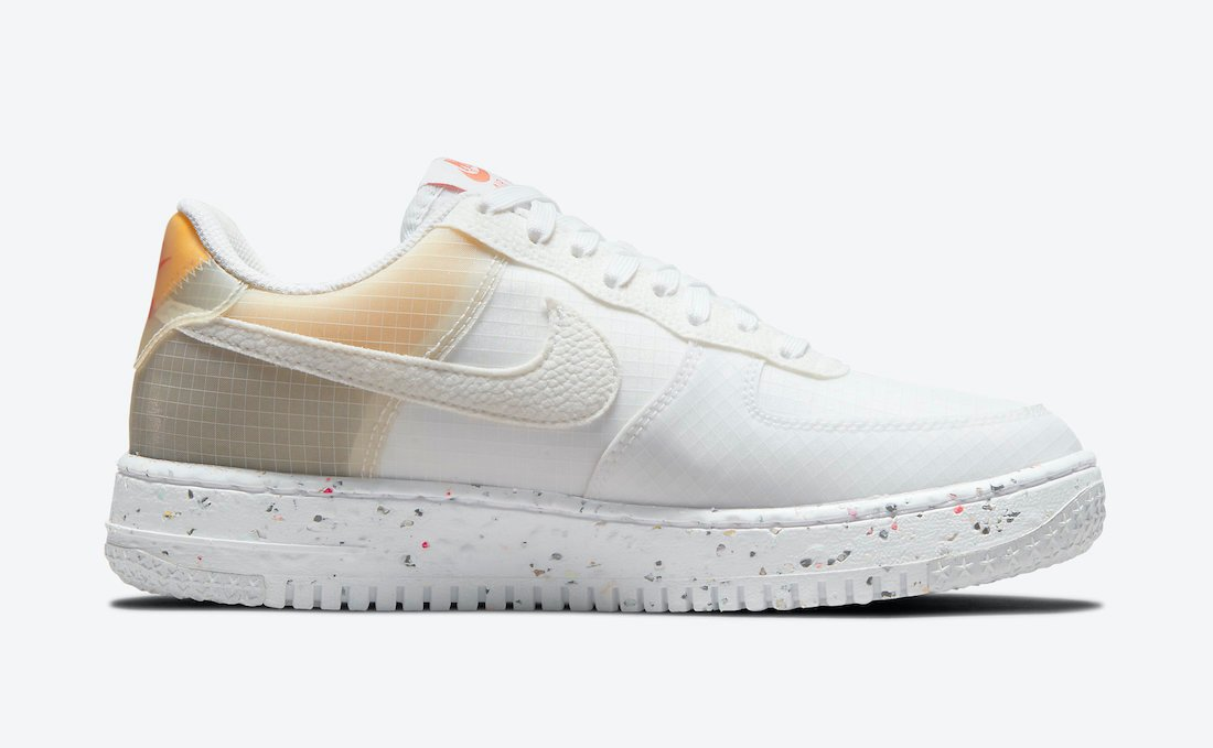Nike Air Force 1 Low Move to Zero DO7692-100 Release Date Info