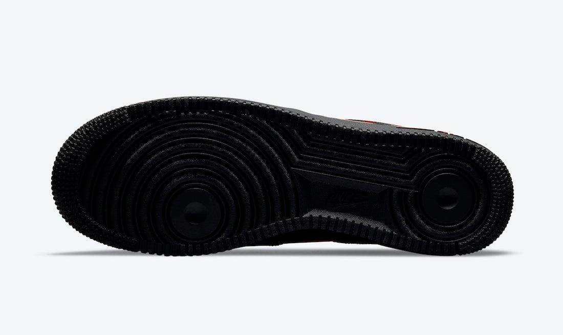Nike Air Force 1 Low Zig-Zag DN4928-001 Release Date Info