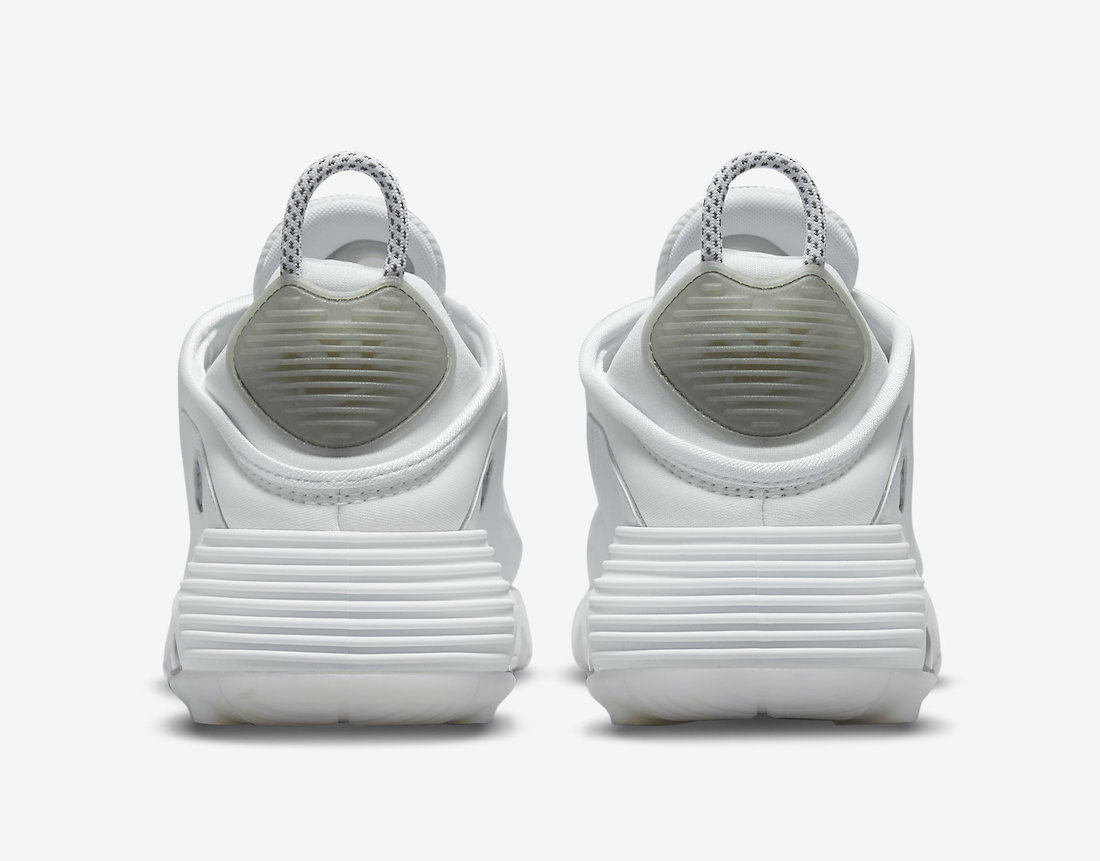 Nike Air Max 2090 White DH5698-100 Release Date Info