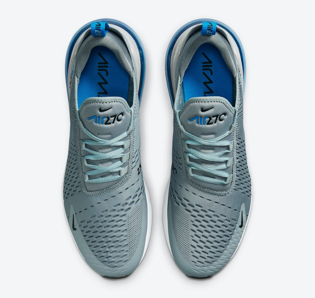 Nike Air Max 270 Grey Blue DN5465-001 Release Date Info