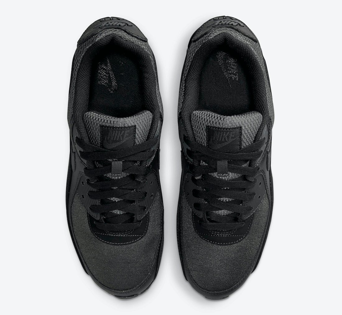 Nike Air Max 90 Black DH9767-001 Release Date Info