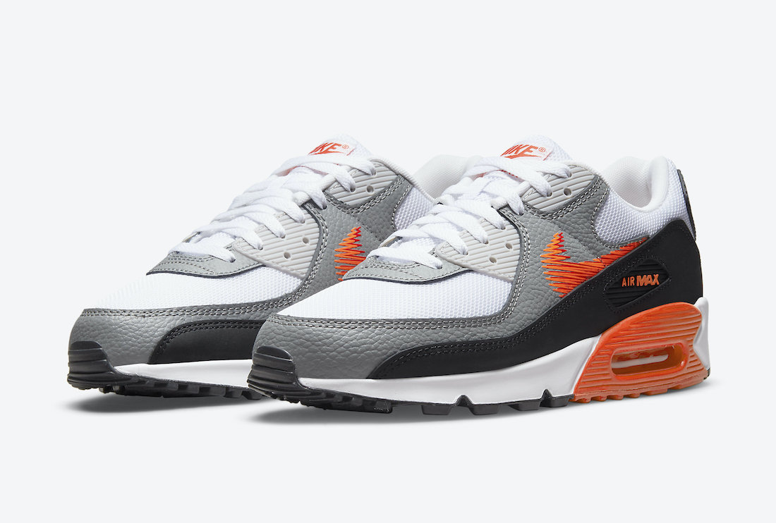 Nike Air Max 90 Zig-Zag DN4927-100 Release Date Info