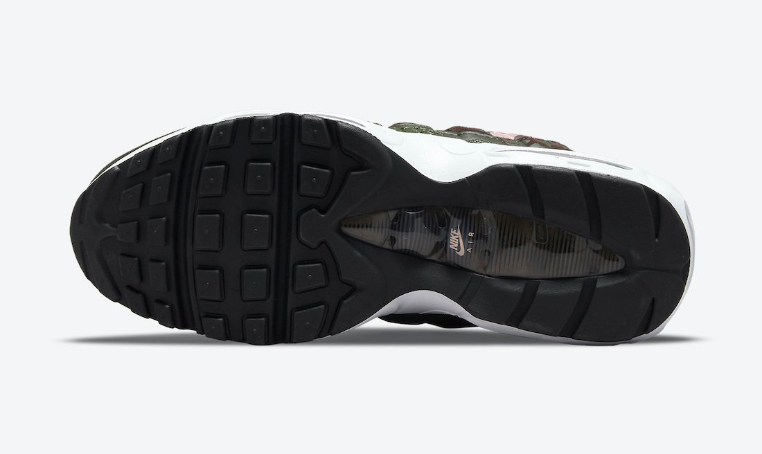 Nike Air Max 95 Camo DN5462-200 Release Date Info