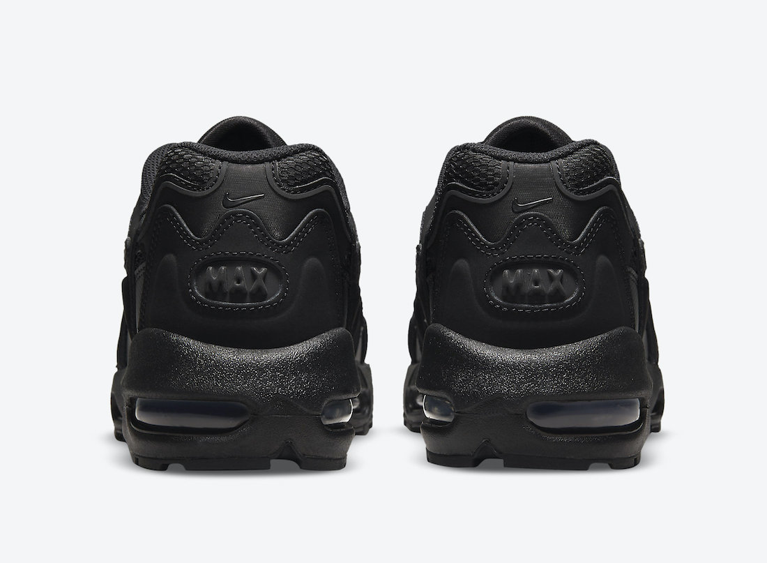Nike Air Max Plus II Triple Black DJ0328-001 Release Date Info
