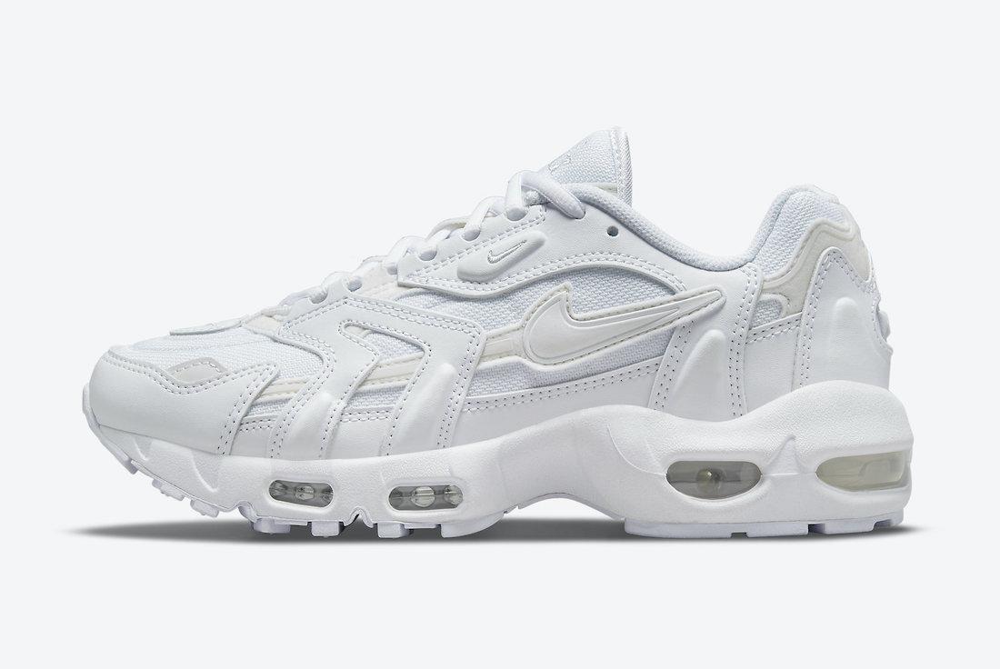 Nike Air Max 96 II White DM2361-100 Release Date Info