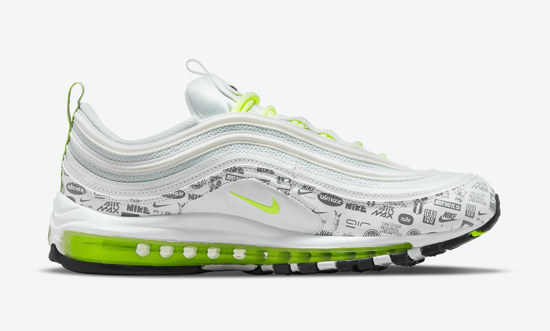 Nike Air Max 97 Reflective Logo DH0006-100 Release Date Info