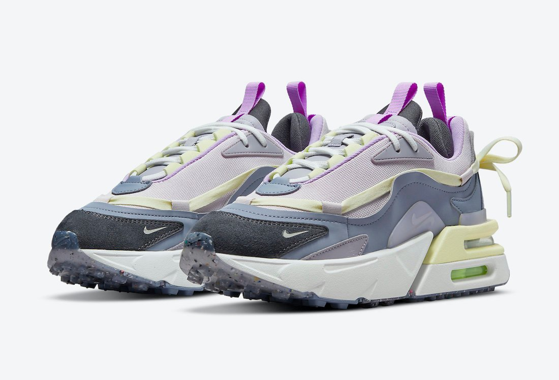 Nike Air Max Furyosa Venice CZ4149-400 Release Date Info