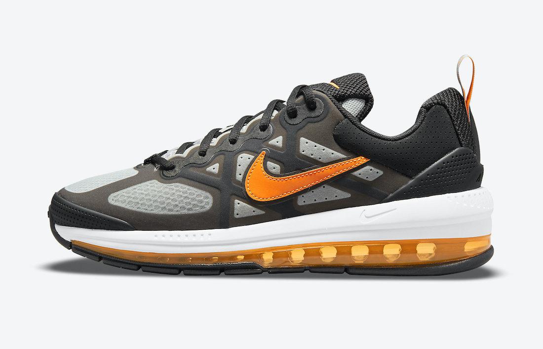 Nike Air Max Genome Orange DB0249-002 Release Date Info