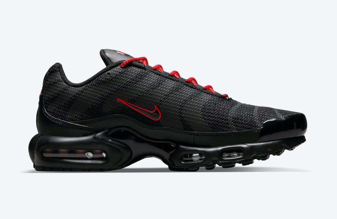 Nike Air Max Plus Black Reflective DN7997-001 Release Date Info