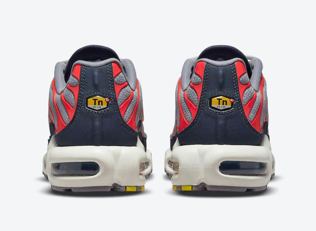 Nike Air Max Plus Grey Infrared DB0682-003 Release Date Info