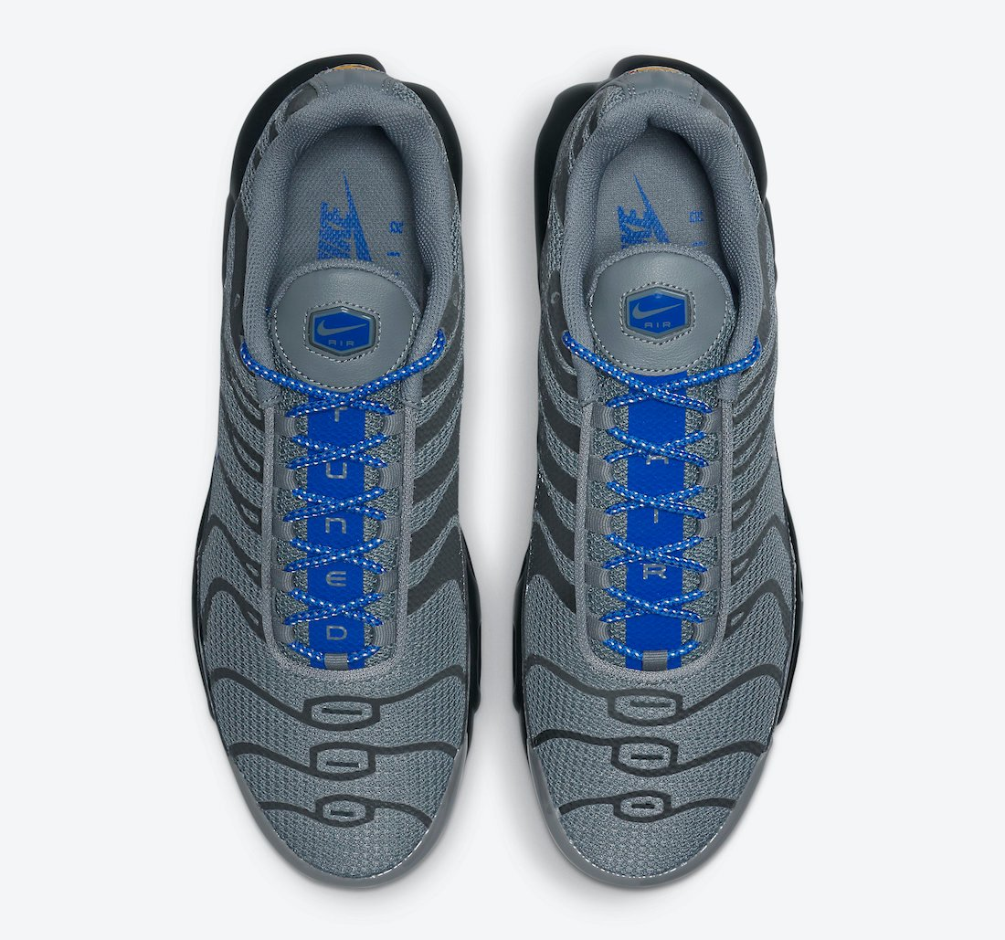 Nike Air Max Plus Grey Reflective DN7997-002 Release Date Info