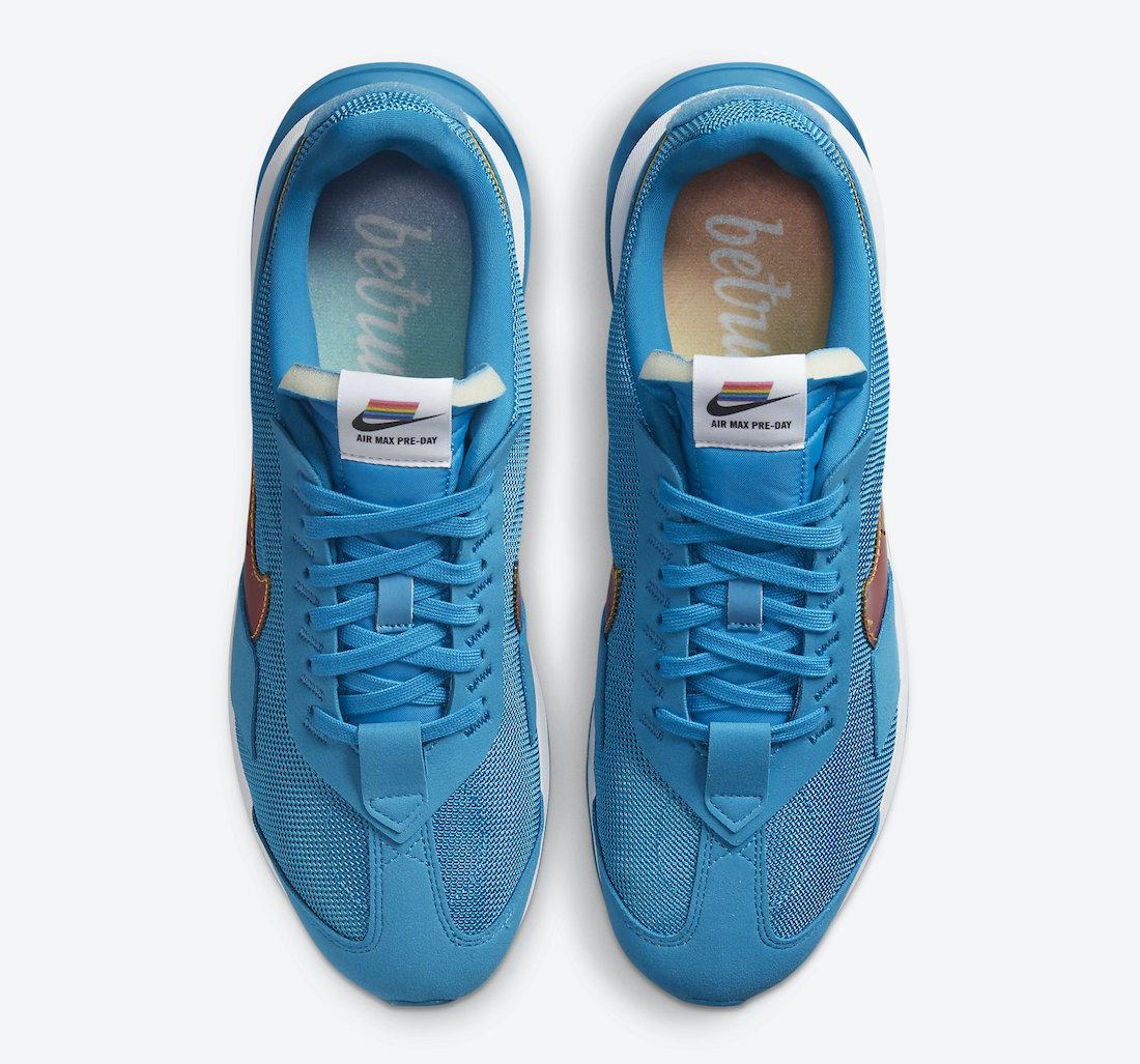 Nike Air Max Pre-Day Be True DD3025-400 Release Date Info
