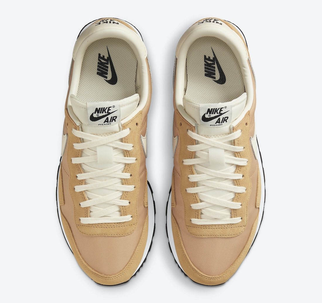 Nike Air Pegasus 83 Twine Coconut Milk Rattan White DN4923-700 Release Date Info