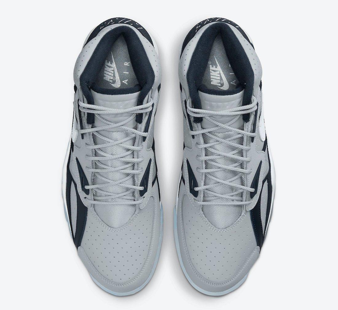 Nike Air Trainer SC High Georgetown DM8320-001 Release Date Info