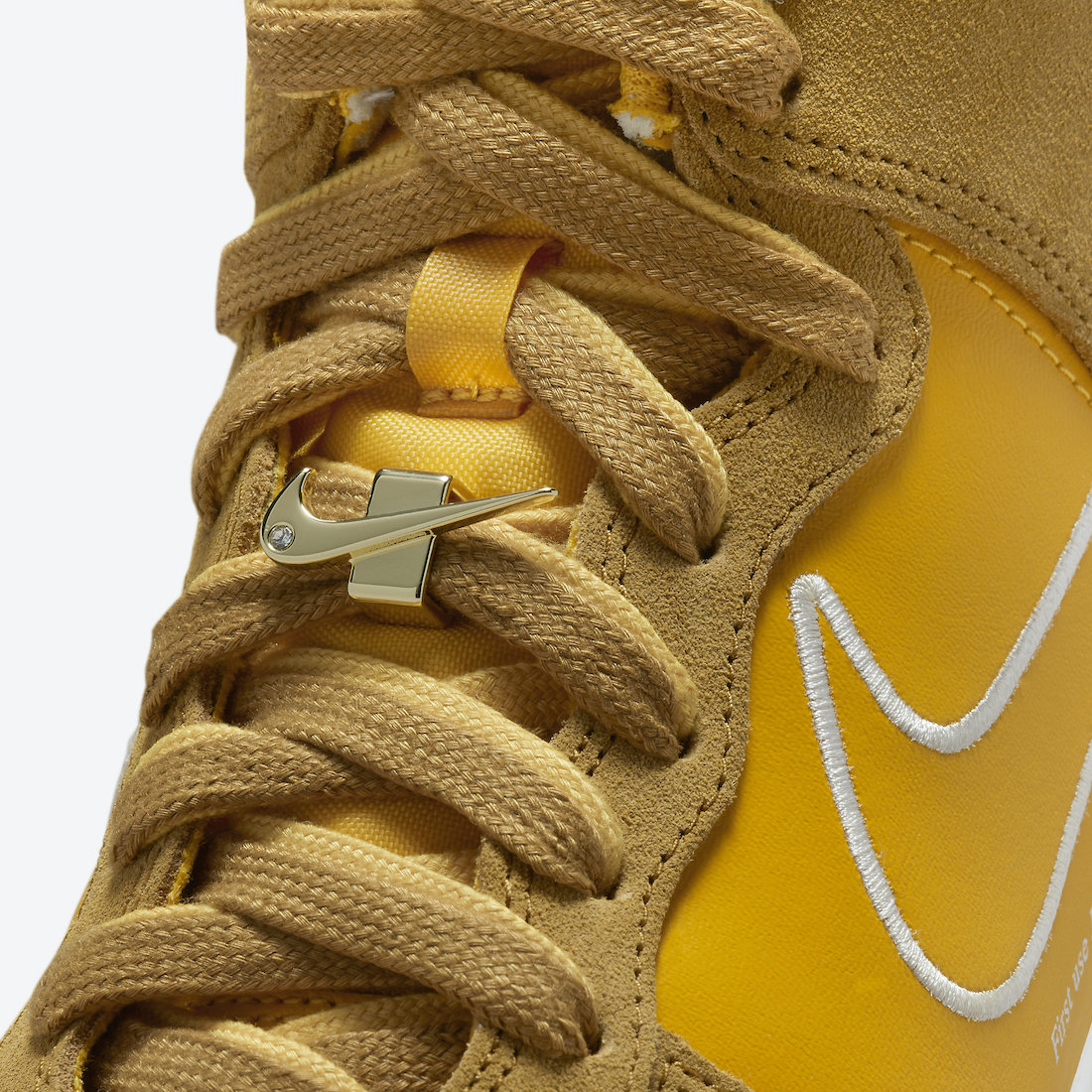 Nike Dunk High First Use University Gold DH6758-700 Release Date Info