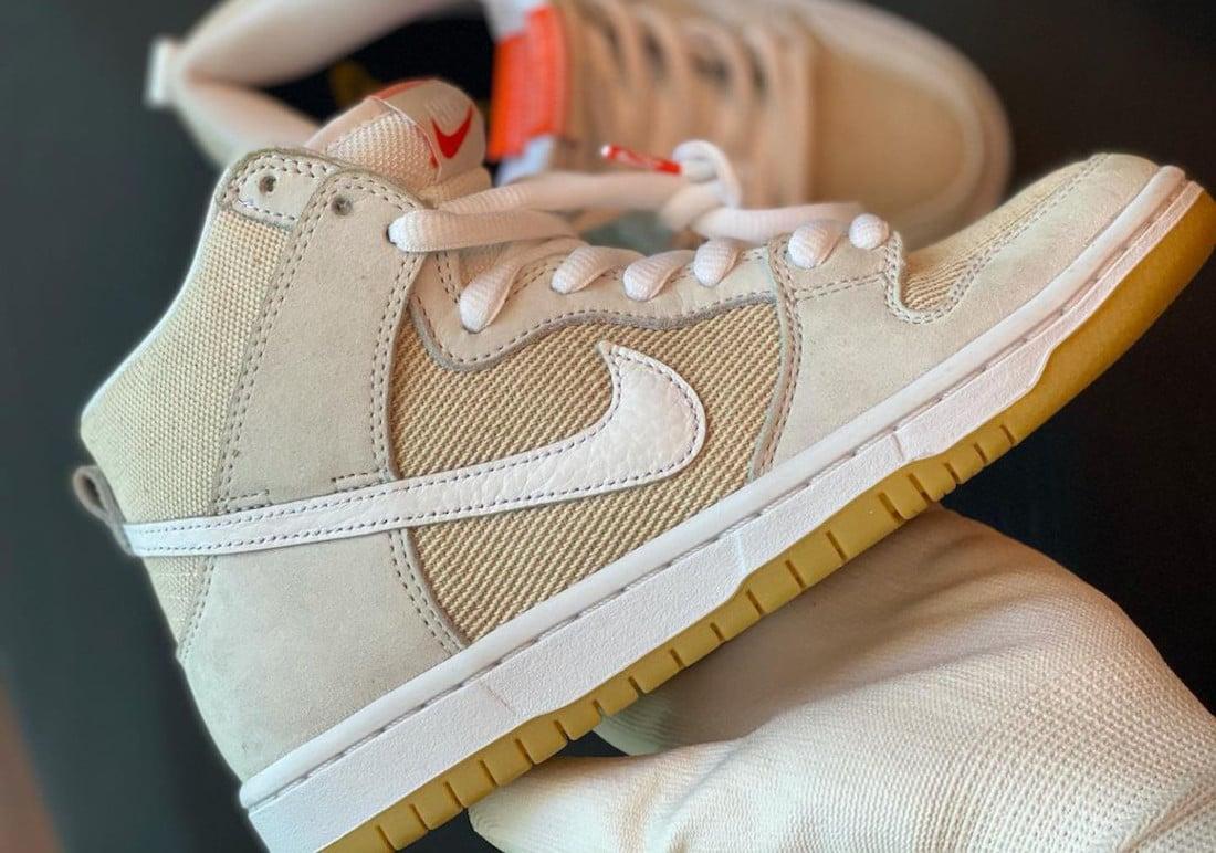Nike Dunk High ISO Orange Label DA9626-100