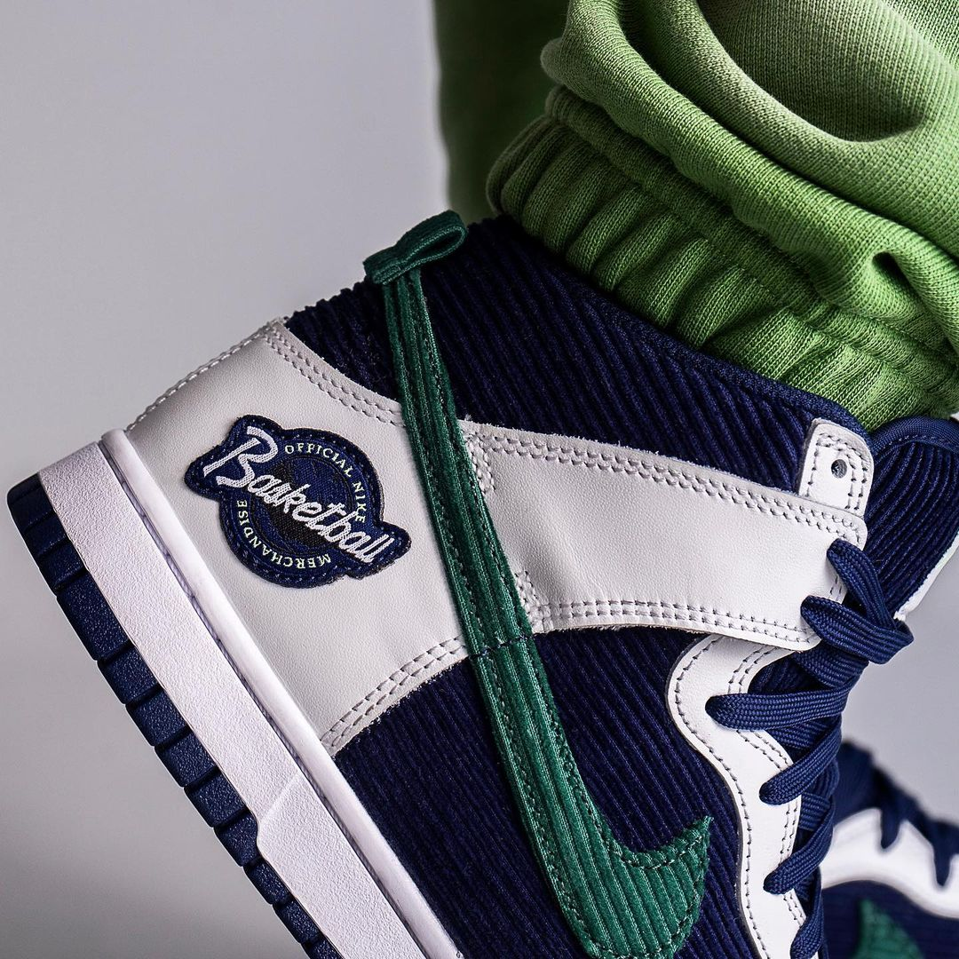 Nike Dunk High Sports Specialties DH0953-400 On-Feet