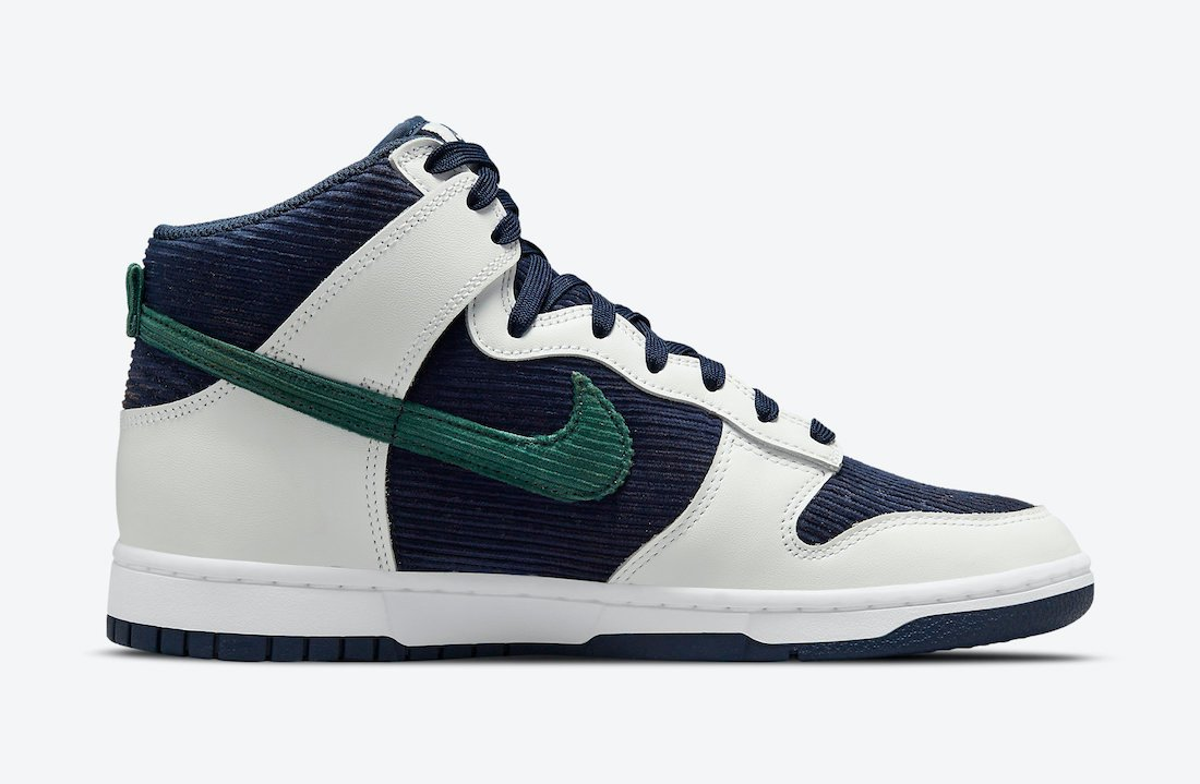 Nike Dunk High Sports Specialties DH0953-400 Release Info Price