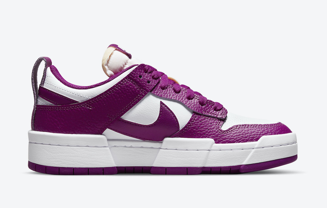 Nike Dunk Low Disrupt Cactus Flower DN5065-100 Release Date Info