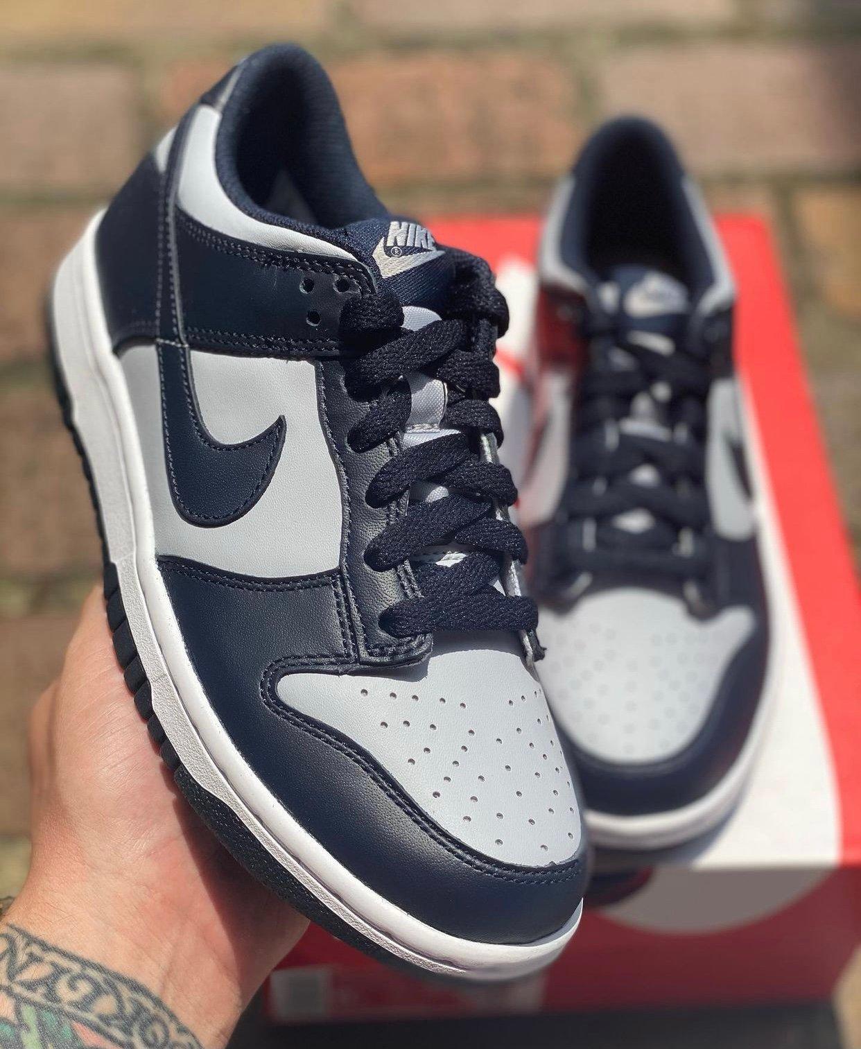 nike 90 boys size 7y shoes hibbett store Georgetown Release Date
