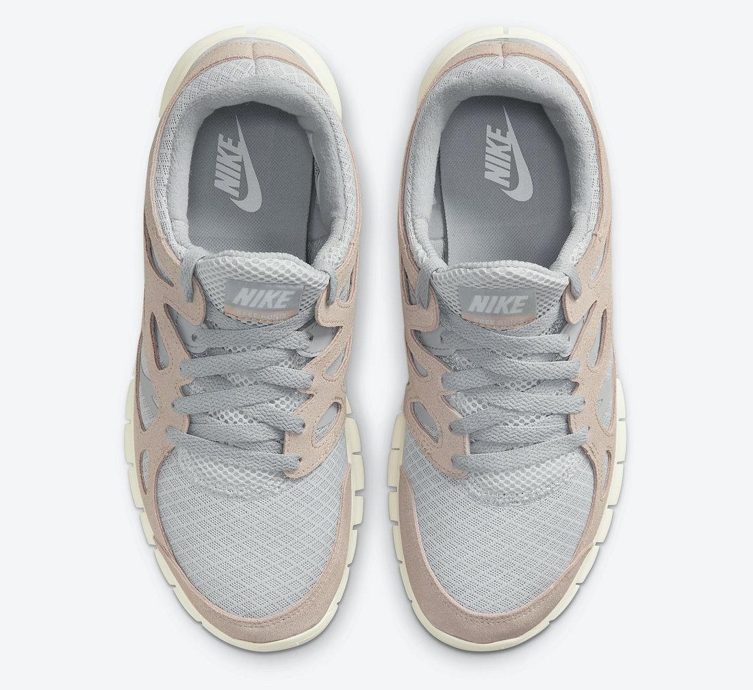Nike Free Run 2 Fossil Stone 537732-013 Release Date Info