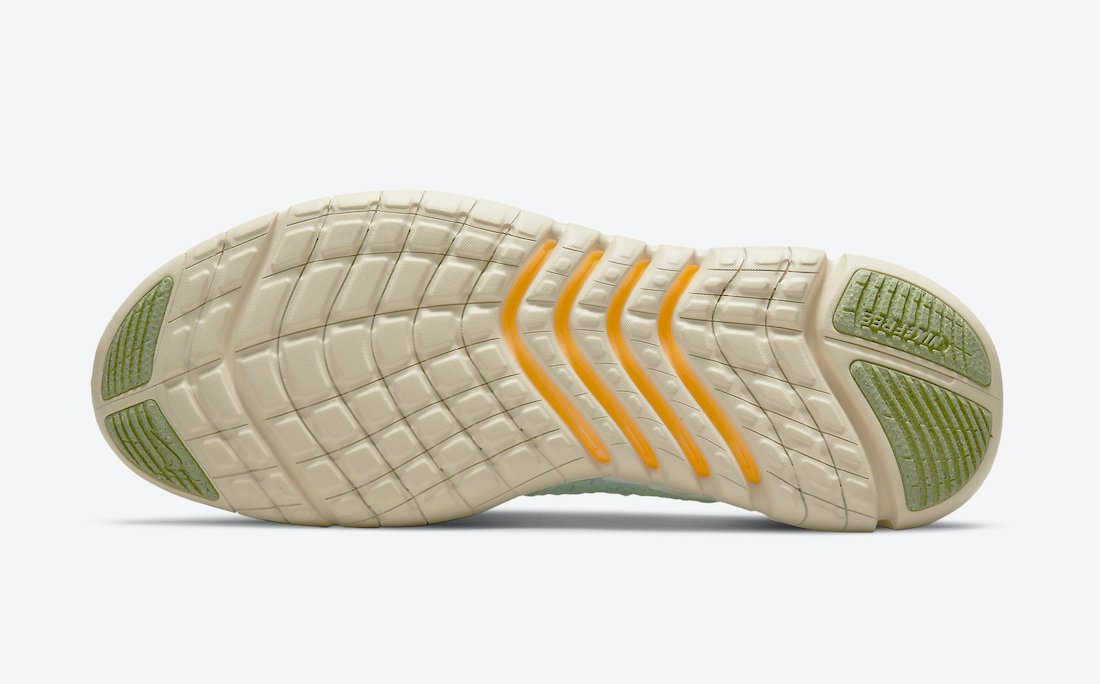 Nike Free Run 5.0 Olive Aura CZ1884-002 Release Date Info