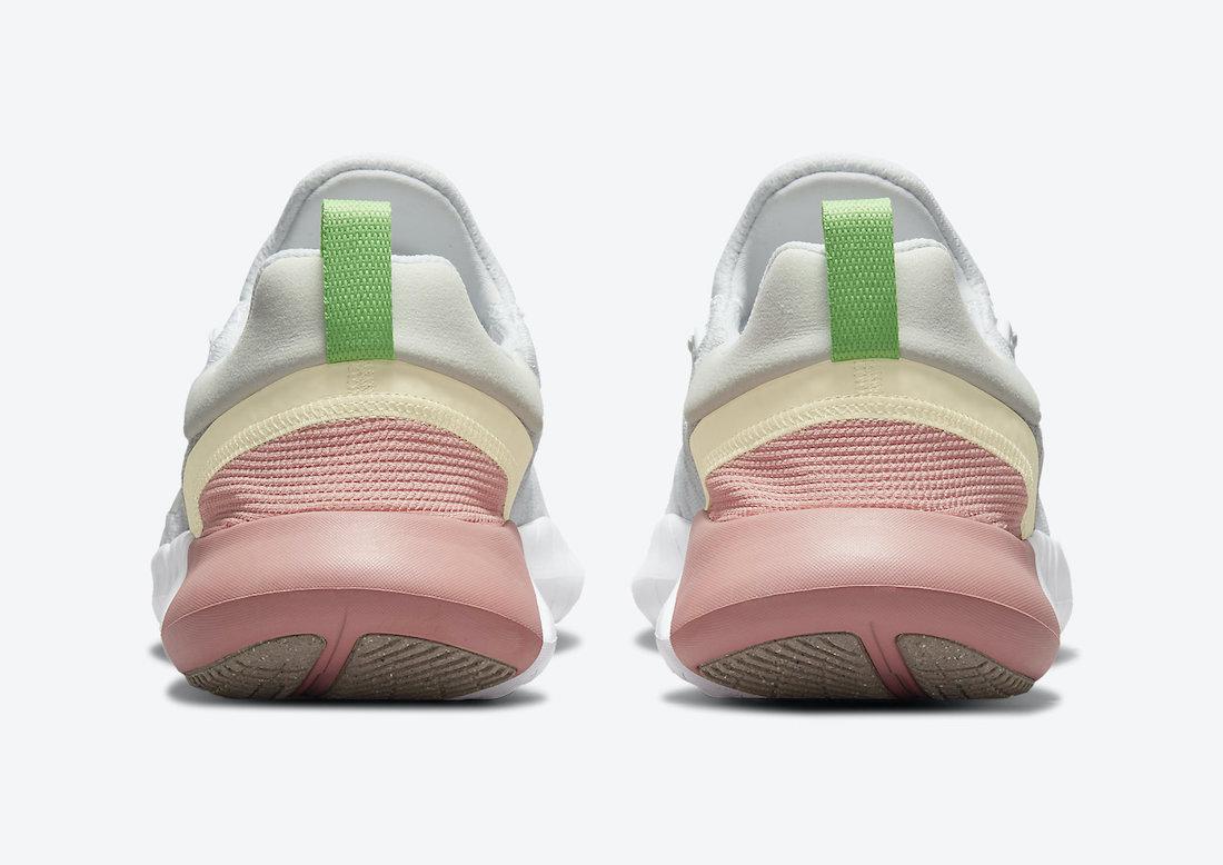 Nike Free Run 5.0 White Grey Fog CZ1884-100 Release Date Info