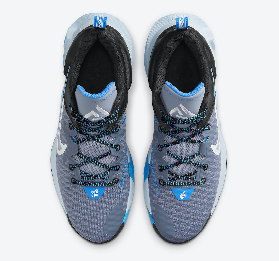 Nike Giannis Immortality City Edition CZ4099-400 Release Date Info