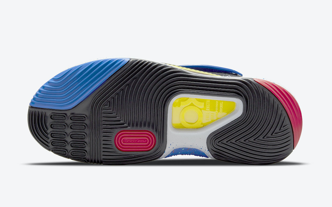 Nike KD 14 Fusion Red Yellow Strike CW3935-004 Release Date Info