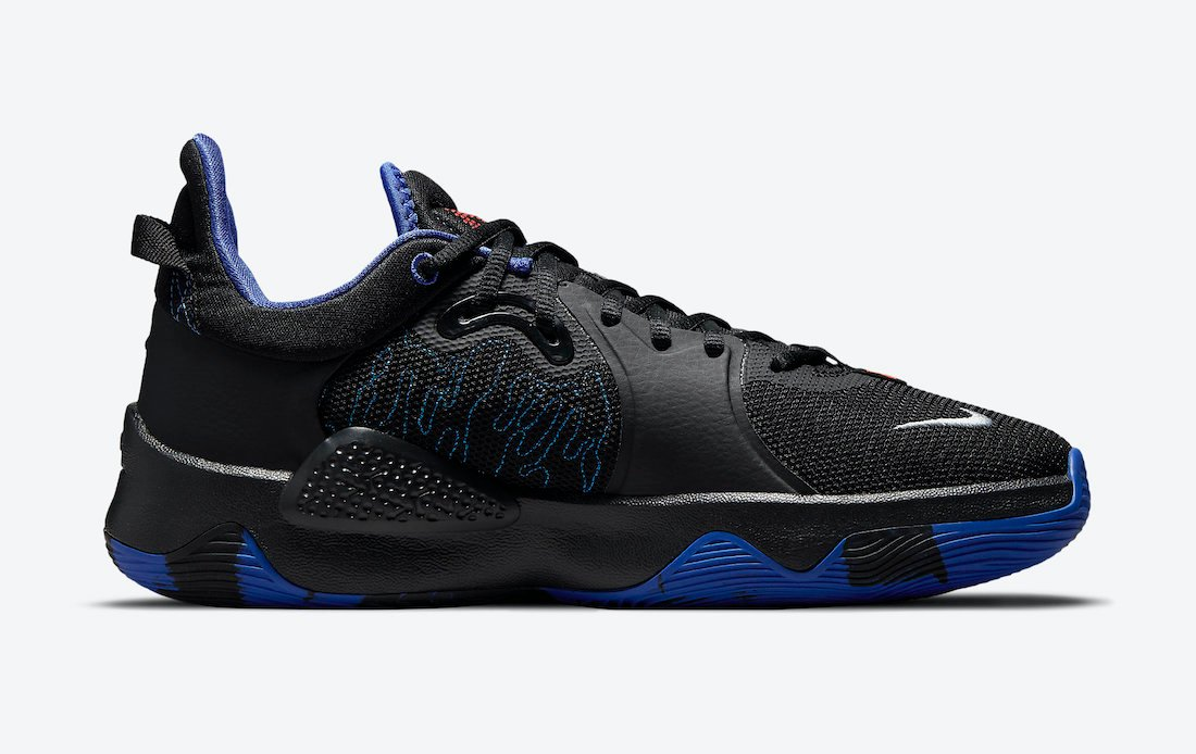 Nike PG 5 Clippers Away CW3146-004 Release Date Info