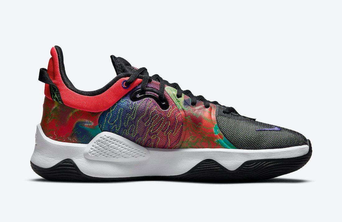 Nike PG 5 Multi-Color CW3143-600 Release Date Info