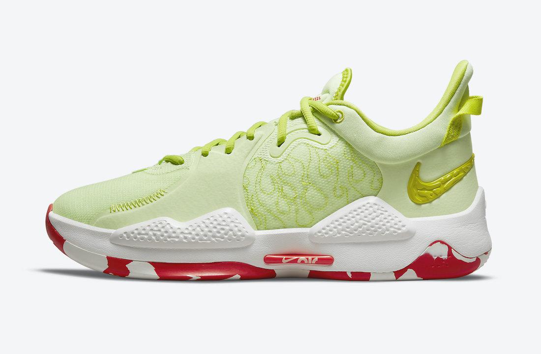 Nike PG 5 Pao Jiao CW3146-701 Release Date Info