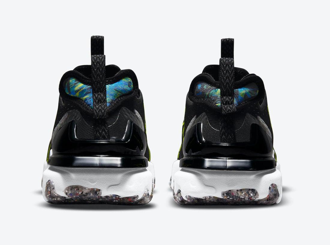 Nike React Vision Black Volt DM9099-001 Release Date Info