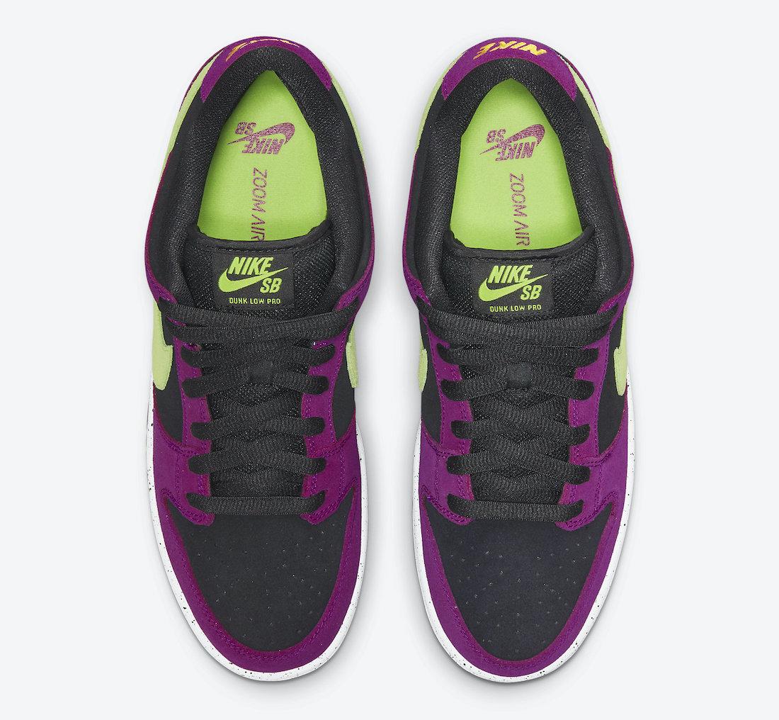 Nike SB Dunk Low ACG Terra Red Plum BQ6817-501 Release Date