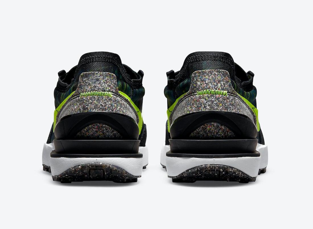 Nike Waffle One Black Volt DM9100-001 Release Date Info