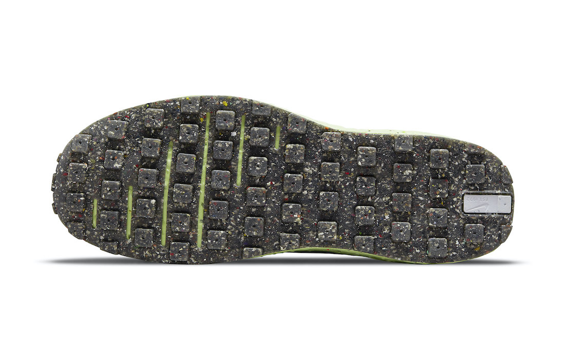 Nike Waffle One Crater Barely Volt DC2650-300 Release Date Info