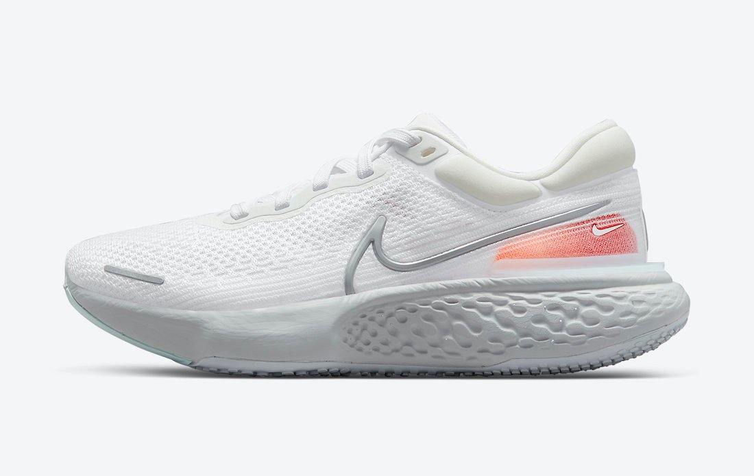 Nike ZoomX Invincible Run Flyknit White Chile Red CT2228-102 Release Date Info