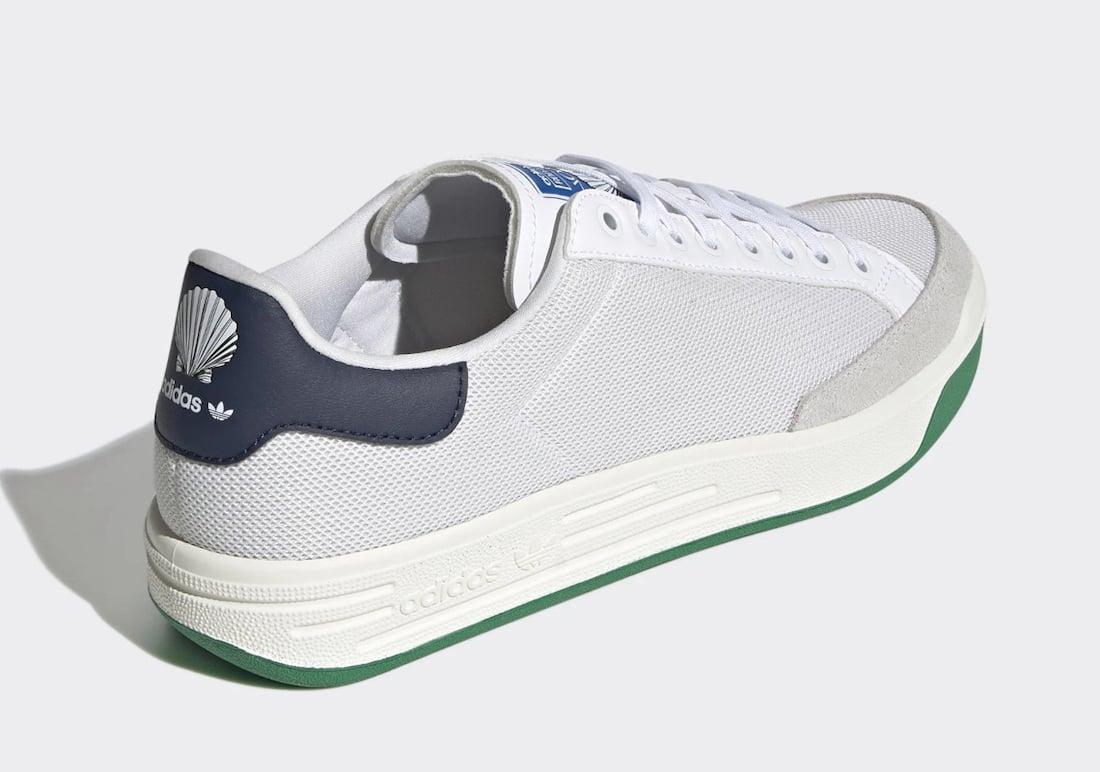 Noah adidas Rod Laver H67486 Release Date Info