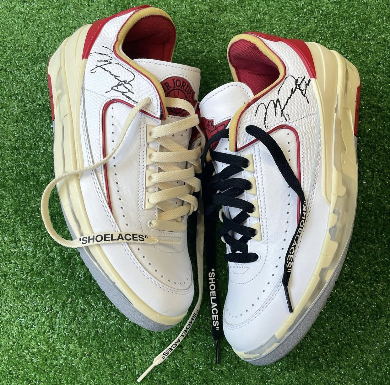 Off-White nike air max 4 grief and life quotes free OG White Red Release Date