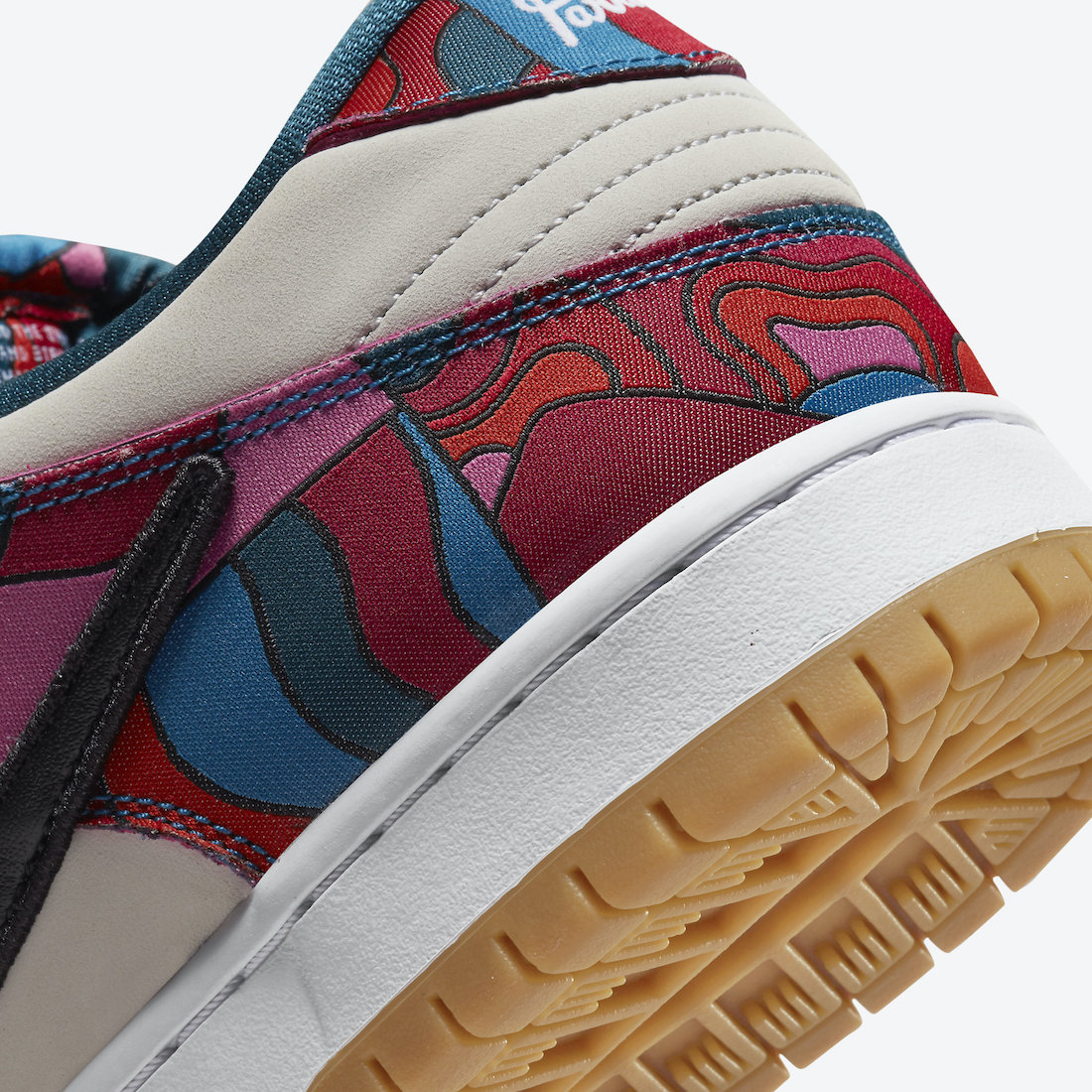 Parra Nike SB Dunk Low DH7695-600 Release Info Price