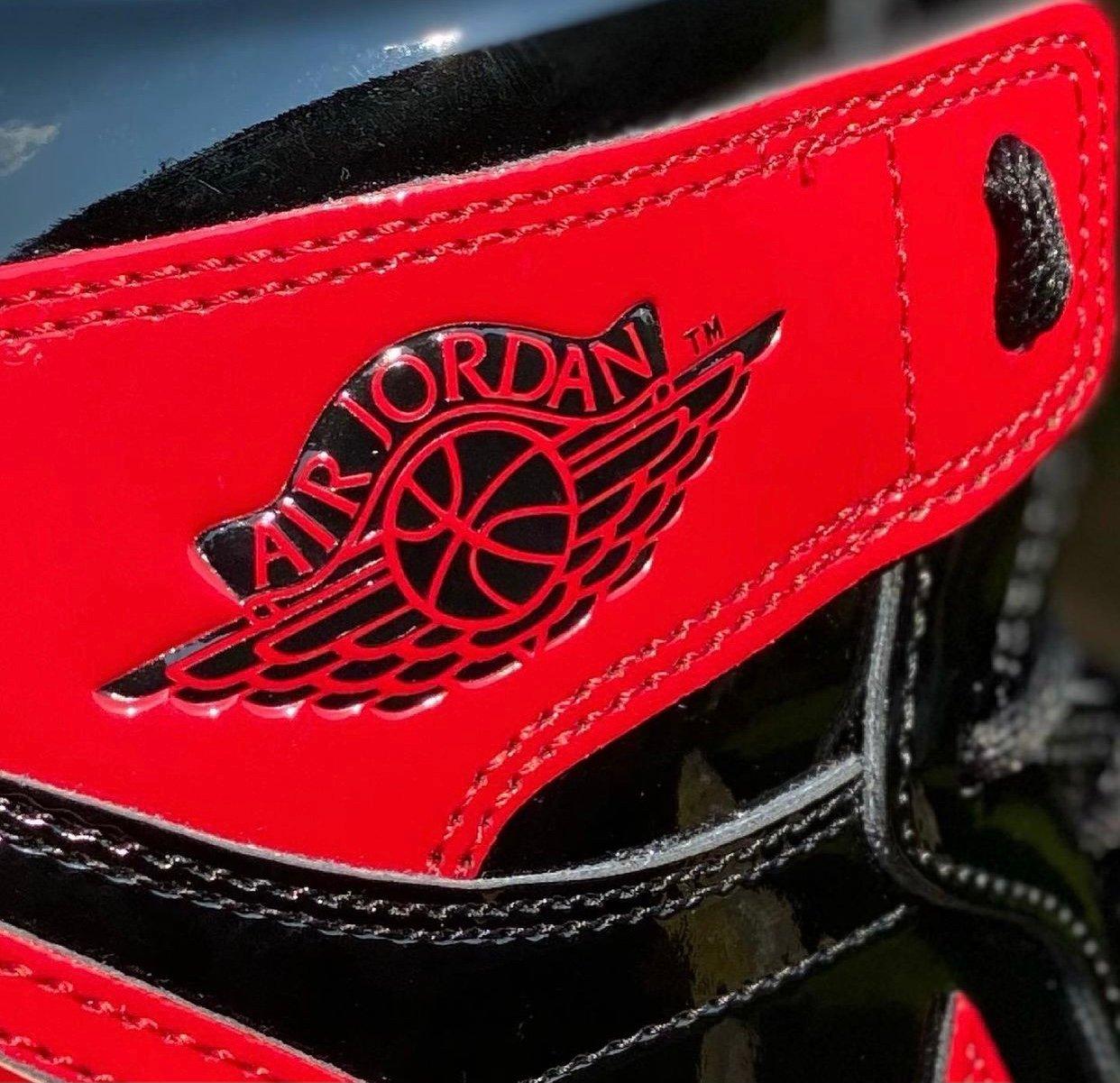 Patent Bred Air Jordan 1 555088-063 Release Info