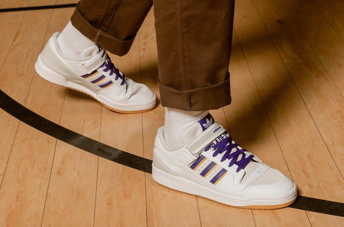 Shoe Palace adidas Forum Low Fabulous Forum Release Date Info