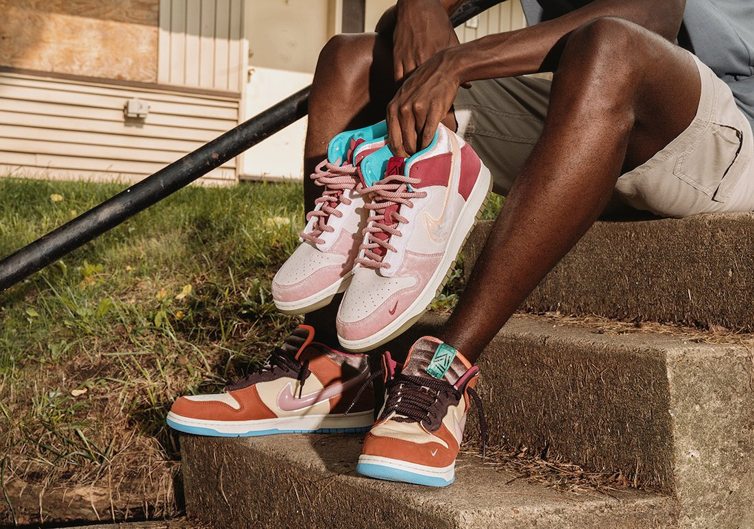 Social Status Nike Dunk Free Lunch Release Date