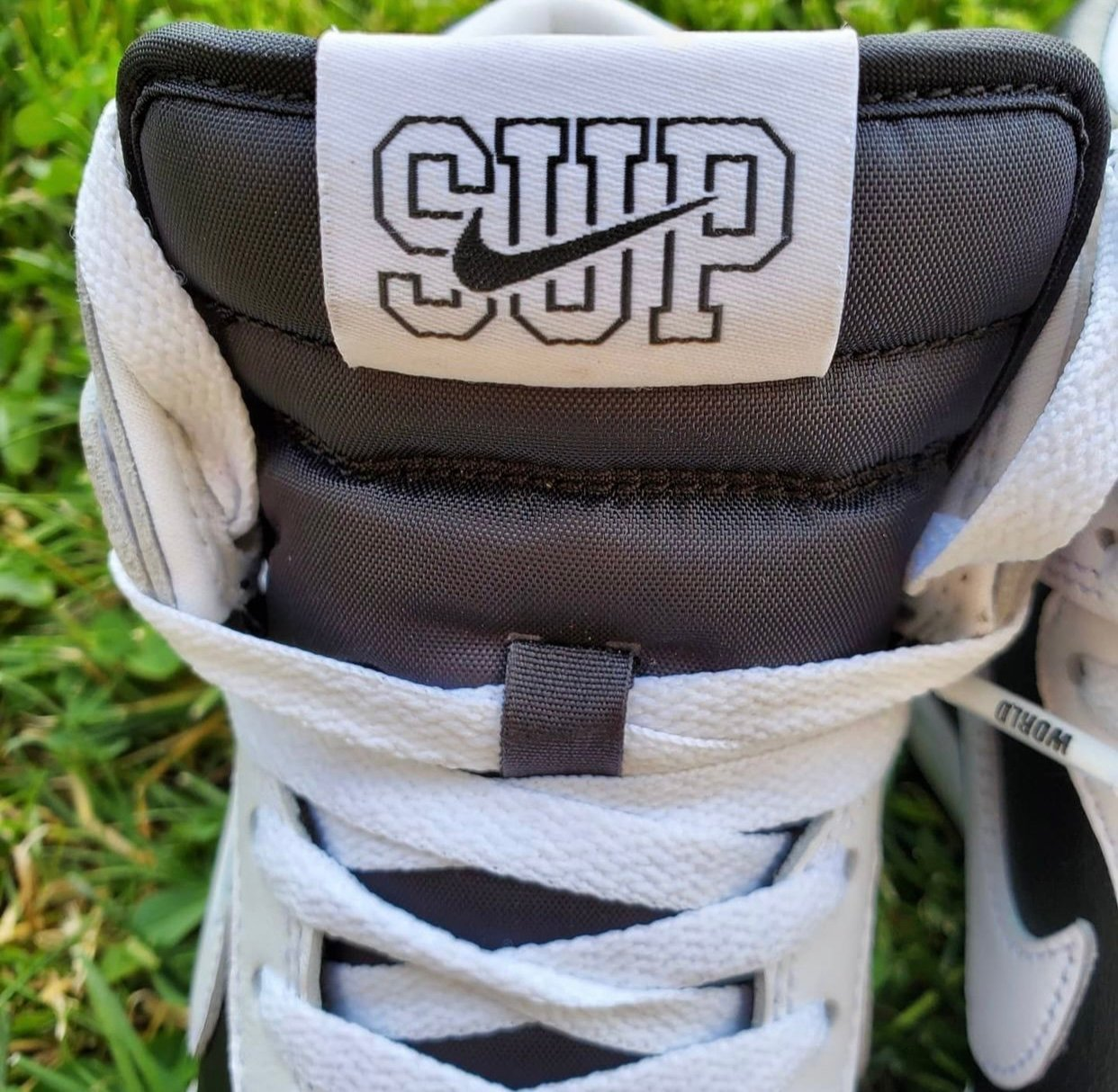 Supreme Nike SB Dunk High By Any Means Date de sortie Info