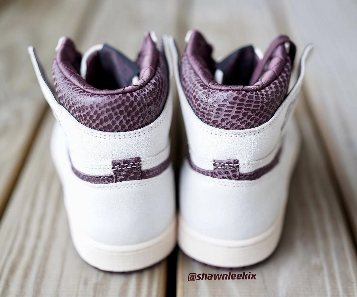 A Ma Maniere Air Jordan 1 High OG Release Details